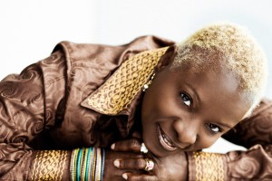 Angelique Kidjo shares her story of giving back to educate girls in Africa