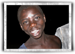 One street kid now saved in Lira Uganda