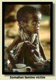 Horn of Africa Famine CLick to Give