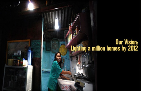 Lighting up Homes All over the World