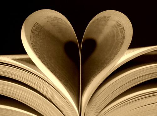 Giving Books With Heart